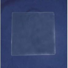 Kunststoffplatte für Einsatzfiguren 14x14