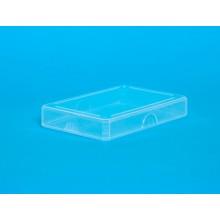 Transparente Spielkartenbox