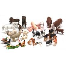 Set Bauernhoftiere