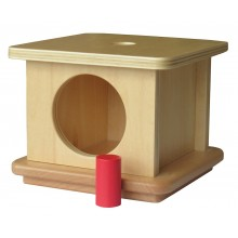 Imbucare Box mit Dünnem Zylinder