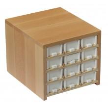Aufbewahrungsbox 12 Fächer