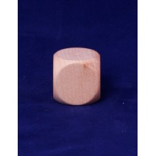 HOLZwürfel glatt 2,5 cm