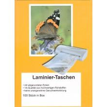 Laminier-Taschen A4 80 mic glänzend