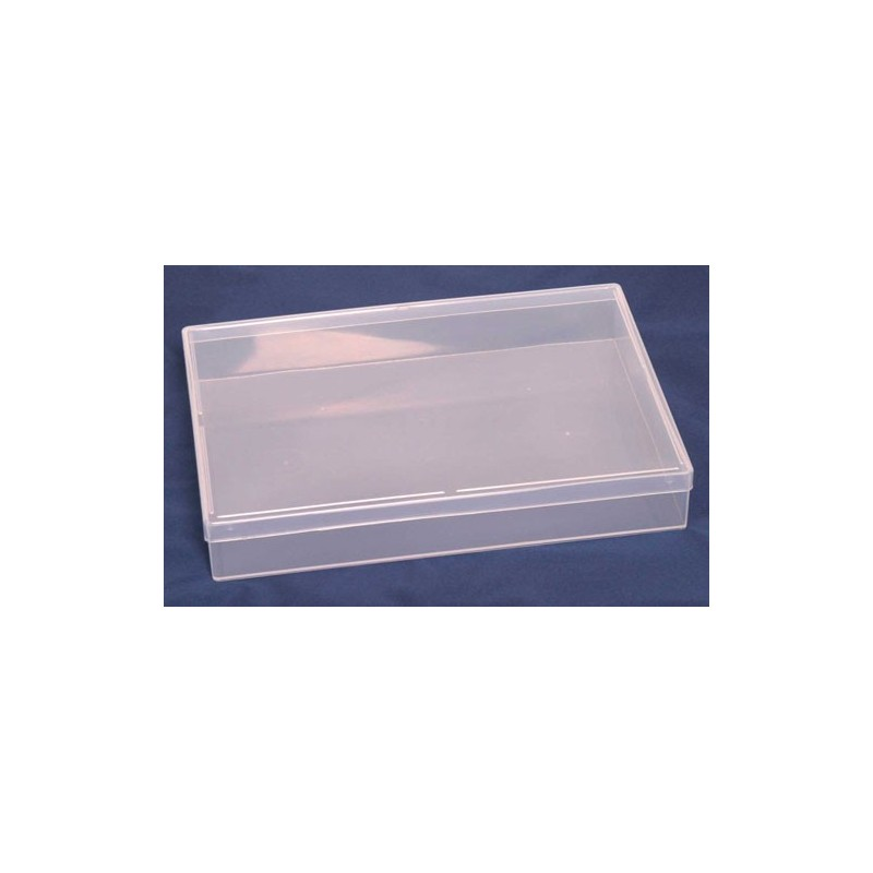 Transparente Kunststoff Box A4 SOFT SONDERPOSTEN