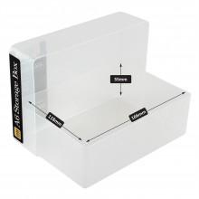 Transparente Kunststoff Box A6