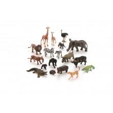 Set Tiere Afrikas