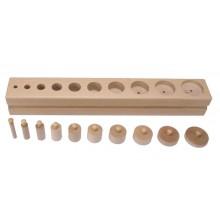 Einsatzzylinderblock 3