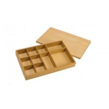 Box für Bruchrechenkreise