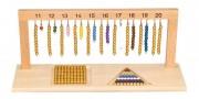 Perlenstangen Aufhängung 11-20 mit LOSENPerlen