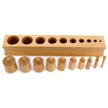 Einsatzzylinderblock 2 dick/dünn