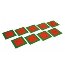 Aufgeteilte Quadrate