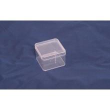 Transparente Kunststoff Box SOFT 7,9 x 7,9 x5,4