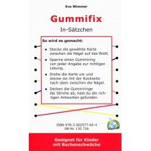 Wimmer E., Gummifix Insätzchen