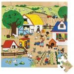 Puzzles und Puzzles Spiel